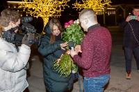 Туляк сделал предложение своей девушке на набережной, Фото: 61
