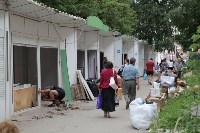 Ликвидация торговых рядов на улице Фрунзе, Фото: 14