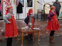 Масленичные гулянья в Плавске, Фото: 27