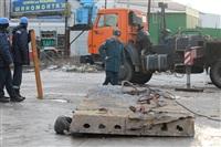 Взрыв баллона с газом на Алексинском шоссе. 26 декабря 2013, Фото: 10