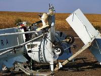 Падение самолета в Каменском районе , Фото: 4