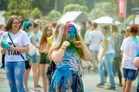 В Туле прошел фестиваль красок и летнего настроения, Фото: 40