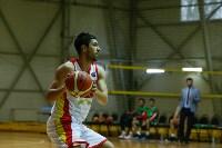 Тульские баскетболисты «Арсенала» обыграли черкесский «Эльбрус», Фото: 47