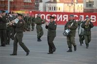 Репетиция парада на 9 Мая. 3.05.2014, Фото: 7