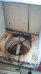 Пожар в Узловой, Фото: 1