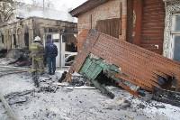 Пожар в Бухоновском переулке, Фото: 2