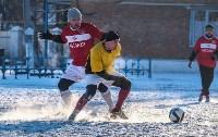 Снежный футбол по-тульски, Фото: 22