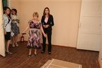 Галина Ратникова проверяет готовность узловских школ к учебному году, Фото: 5