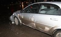 В Криволучье фура сбила пешехода, врезалась в легковушку и протаранила дом, Фото: 6