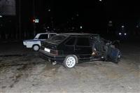 В ДТП на пр. Ленина в Туле ранены два человека, Фото: 12