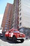 Пожар на на пересечении улиц Гоголевской и Свободы , Фото: 5