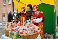 Масленица в Торговых рядах тульского кремля, Фото: 13