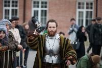 Средневековые маневры в Тульском кремле. 24 октября 2015, Фото: 155