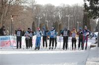 В Туле состоялась традиционная лыжная гонка , Фото: 125