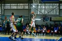 Тульские баскетболисты «Арсенала» обыграли черкесский «Эльбрус», Фото: 37