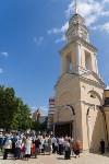 12 июля. Праздничное богослужение в храме Святых Петра и Павла, Фото: 194
