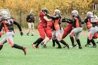 Матч по американскому футболу между «Тарантула» и «Витязь», Фото: 33