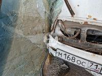 Авария на Алексинском шоссе в Туле, Фото: 15