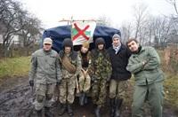 5 ноября поисковый отряд «Искатель» завершил военно-археологическую экспедицию «Муравский шлях»., Фото: 1