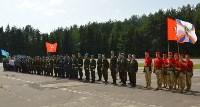 Туляки взяли серебро на военно-патриотическом форуме ЦФО, Фото: 1