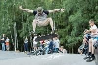 В Туле открылся первый профессиональный скейтпарк, Фото: 55