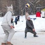 III ежегодный турнир по пляжному волейболу на снегу., Фото: 79