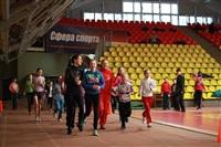 Соревнования по легкой атлетике. 9 января 2014, Фото: 12