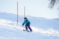 Первый этап чемпионата и первенства Тульской области по горнолыжному спорту, Фото: 24