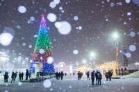 Вечерний снегопад в Туле, Фото: 16