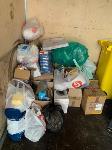 Экологический урок и сбор вторичного сырья организованы при поддержке Тульского филиала ООО «МСК-НТ», Фото: 2