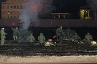 Десантники показали тулякам салют, Фото: 11