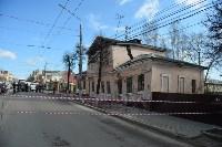 На ул. Октябрьской развалился дом, Фото: 20