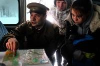 Тульские поисковики провели школьников партизанскими тропами, Фото: 6