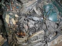 На выезде из Тулы BMW влетел в фуру: один человек погиб, Фото: 9