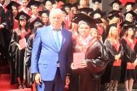 Вручение дипломов магистрам ТулГУ, Фото: 225