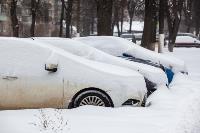 Последствия снежного циклона в Туле, Фото: 69