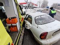 В Туле в ДТП со скорой пострадали три человека, Фото: 1