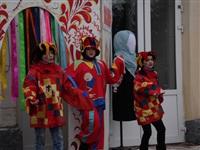 Масленичные гулянья в Плавске, Фото: 2