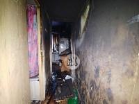 В пятиэтажке на ул. Маршала Жукова в Туле сгорела квартира, Фото: 8