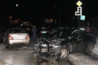 Серьезное ДТП в Глушанках: трое раненых, Фото: 3