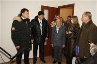 Владимир Груздев в Белевском районе. 17 декабря 2013, Фото: 17