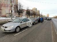 На проспекте Ленина произошло массовое ДТП, Фото: 2