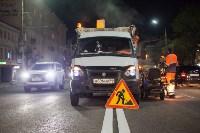 Нанесение дорожной разметки в Туле, Фото: 15