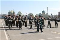 Военный парад в Туле, Фото: 18
