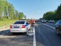 В серьезном ДТП под Тулой пострадали шесть человек, Фото: 12