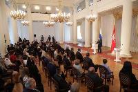 Губернатор Алексей Дюмин вручил государственные и региональные награды, Фото: 14