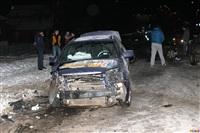 Серьезное ДТП в Глушанках: трое раненых, Фото: 2