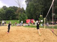 В Центральном парке Тулы прошло первенство области по пляжному волейболу среди девушек, Фото: 3