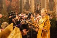 Рождественское богослужение в Успенском соборе Тулы, Фото: 16