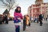 В Тульском кремле открылась новогодняя елка, Фото: 19